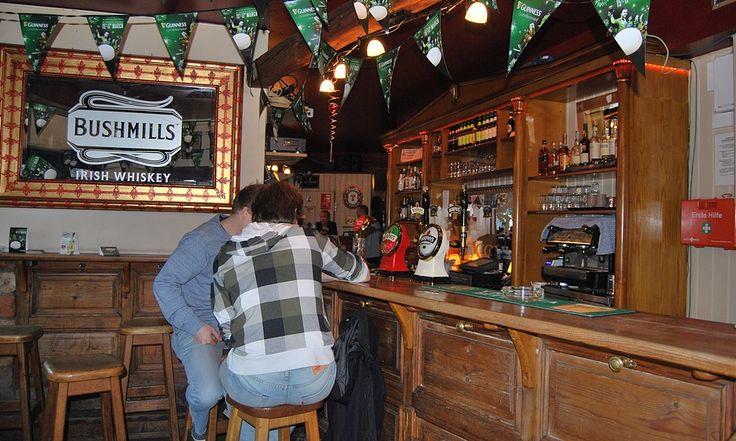 bar pubu O'Connor's Old Oak
