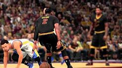 kyrie irving ankle breaker stephen curry - YouTube