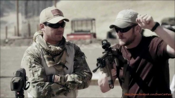 """A Tribute to Chris Kyle """"Devil of Ramadi"""""""