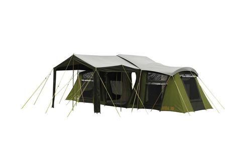 Moa 10 Canvas Tent
