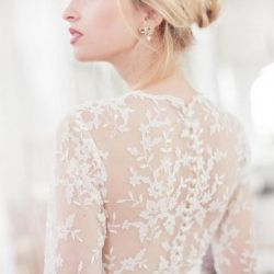 Clinton Lotter wedding dress