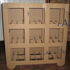 755 best meuble en carton images on pinterest cardboard for Le molosse du meuble