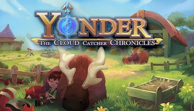 Yonder The Cloud Catcher Chronicles Knots That Bind | 2Games.tk Home of The Major Groups Scene PC Releases  Gemea maintains the appearance of a paradise, yet an evil murk has enshrouded the land and its people in despair... As the hero of Yonder you will explore Gemea and uncover the islands secrets and mysteries within yourself.