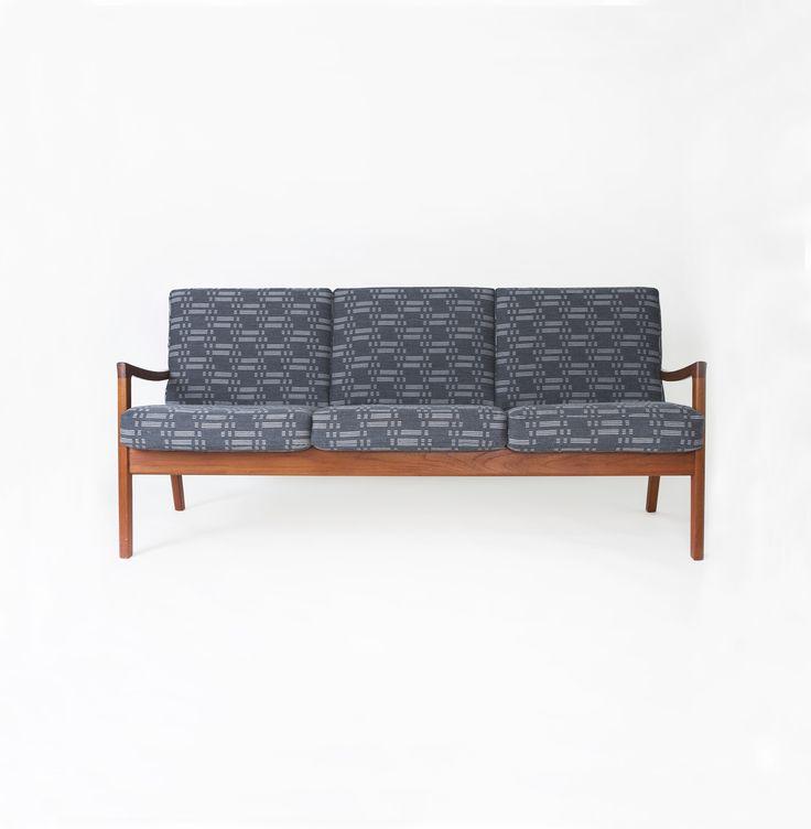 #sohva #sofa #verhoilu #verhoomo #johannagullichsen #verhoilukangas #danishdesign #verhoomovanhanviehätys