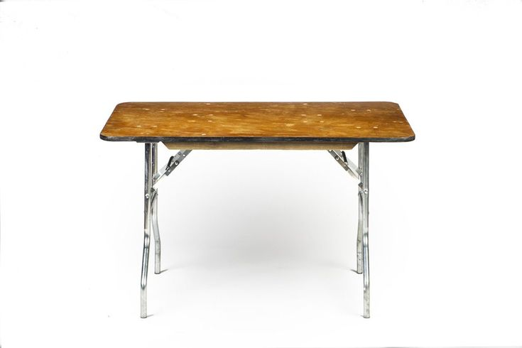"4'x30"" Rectangle Table"