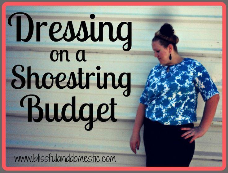 Take the thrifting challenge!: Frugal Living, Clothing Ideas, Frugal Dresses, Shoestr Budget, Frugal Fashion, Sewing Ideas, Budget Wardrobes, Photobucket Budget, Budget Dresses