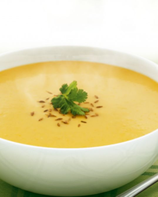 Low FODMAP Recipe and Gluten Free Recipe - Spicy Parsnip soup  http://www.ibssano.com/low_fodmap_recipe_parsnip_soup.html