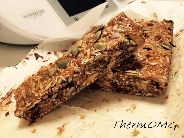 Fruit & Seed Bar - ThermOMG