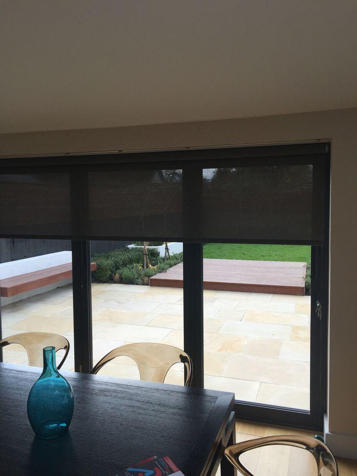 20 best blinds for bifold doors images on pinterest. Black Bedroom Furniture Sets. Home Design Ideas
