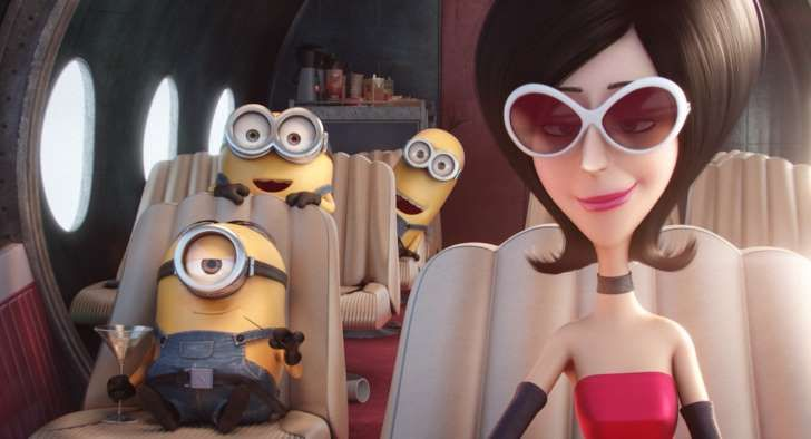 Film Review: 'Minions'