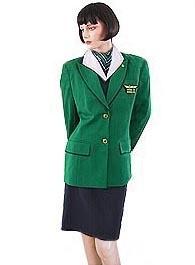 Alitalia uniform