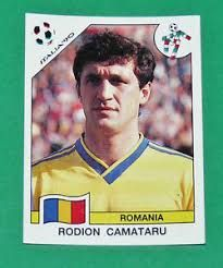 Image result for world cup 1990 PANINI ROMANIA