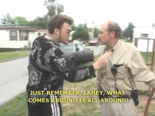 If you've never seen Trailer Park Boys, you're missing out.