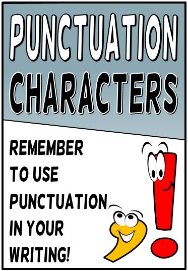 english punctuation marks and their uses pdf