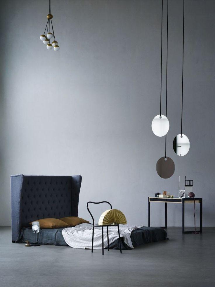 Chambre moderne 56 id es de d co design interiors interior colors and modern interiors - Chambre moderneidees de deco design ...