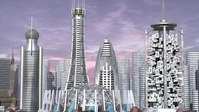 Tomorrow's cities: Do you want to live in a smart city?
