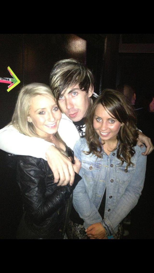 Myself Josh Ramsay & my sister Samantha