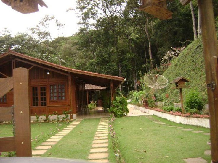 Best 25 casas de campo rusticas ideas on pinterest for Modelos cabanas rusticas pequenas