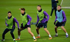 Europa League: Tottenham in good heart for Borussia Dortmund test