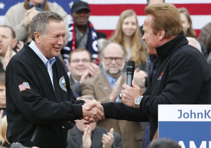 Schwarzenegger, #Kasich team up to reform #California #Republicans...