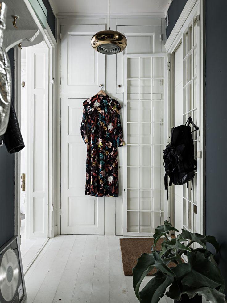 My Happy Place: A Scandinavian Home Featured on Historiska Hem || Bliss
