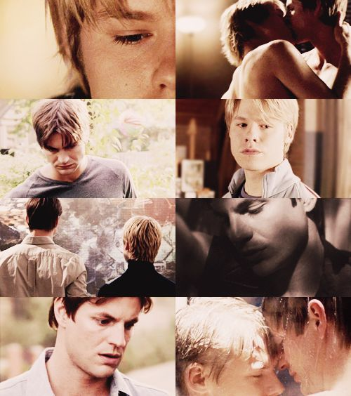 You're not anything to me. I could be. If you gave me a chance. [Queer as folk]