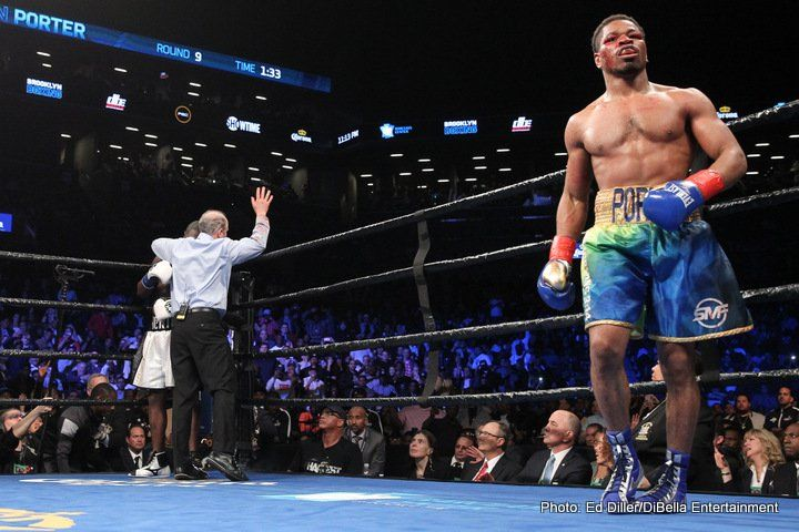 Exclusive Interview: Shawn Porter