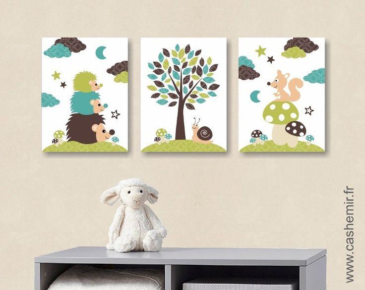 Affiche pour enfant posters illustrations pour chambre d for Chambre bebe 3 suisses