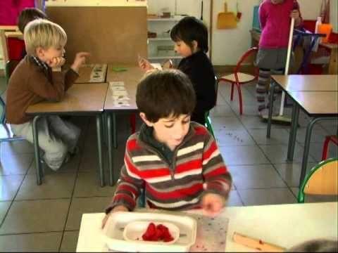 video ecole maternelle Montessori