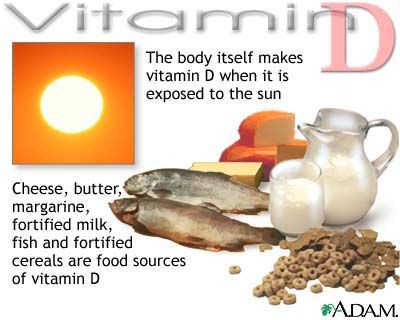 Vitamin D is essential for fighting off the winter blues!