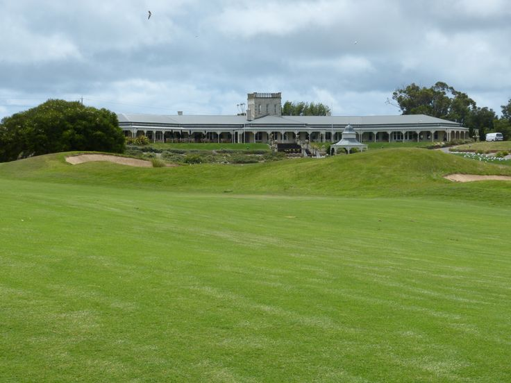 Eagle Ridge Golf Course - Mornington Peninsula - the grounds