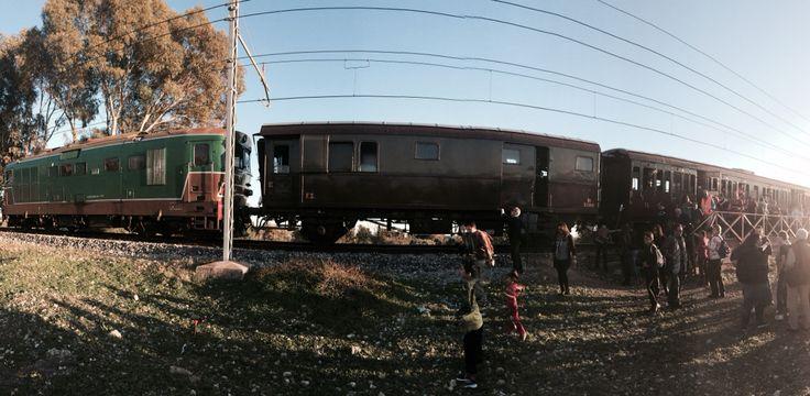 Il treno!
