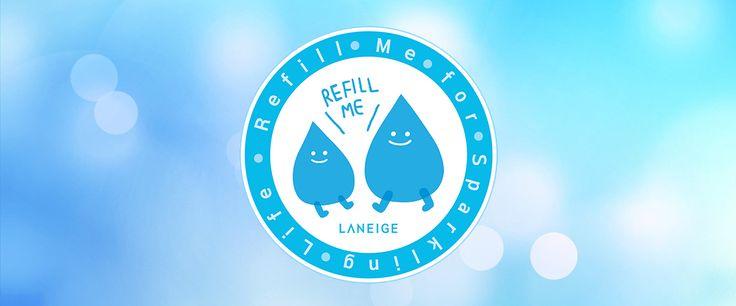 Refill Me : LANEIGE