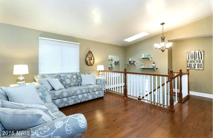Amazing upgrades throughout close to Fort Meade MD and under $325K. It's like a model home on the inside.