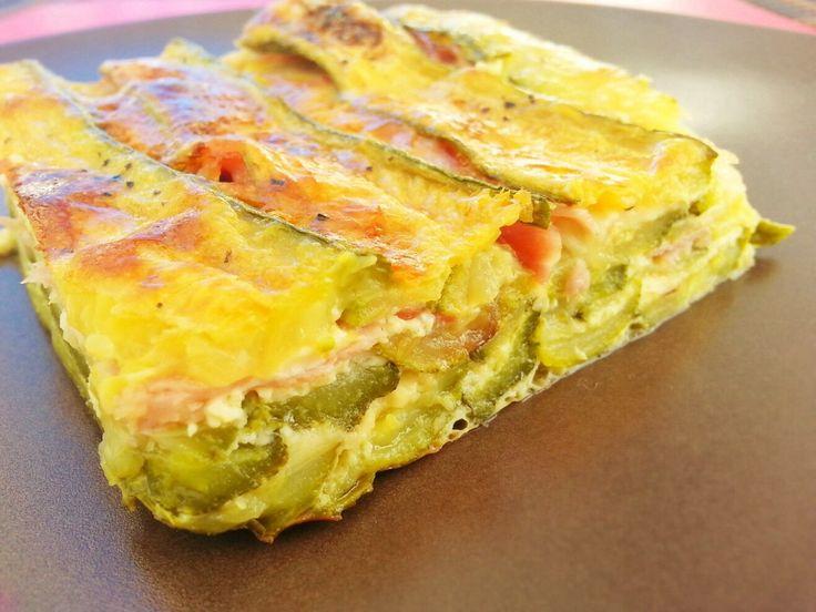 Parmigiana di zucchine http://www.lovecooking.it/antipasti-e-contorni/parmigiana-di-zucchine/