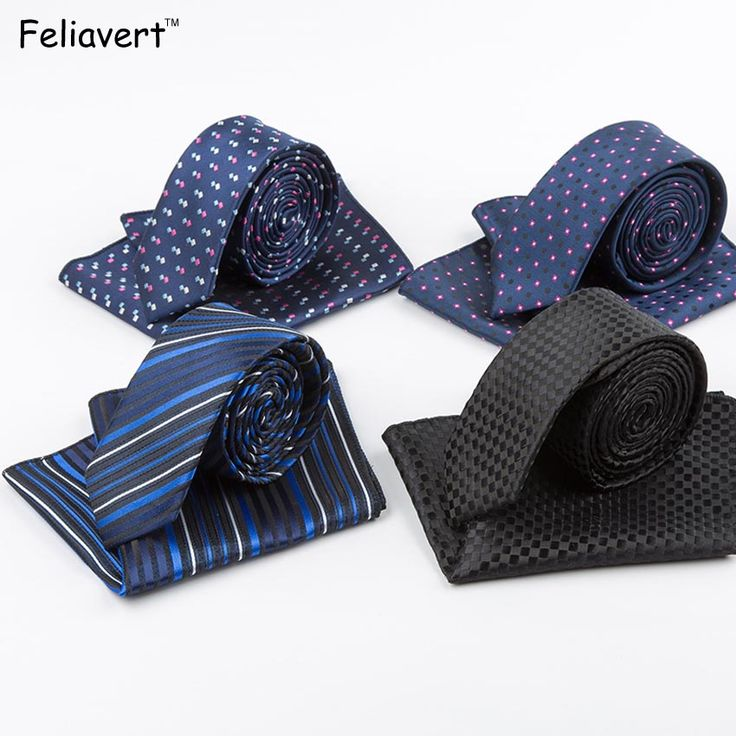 >> Click to Buy << Necktie Sets Mens Fashion Plaid&Striped Polyester 5cm Skinny Tie +Pocket Square Set Dot Suit Handkerchief England Style Men Gift #Affiliate