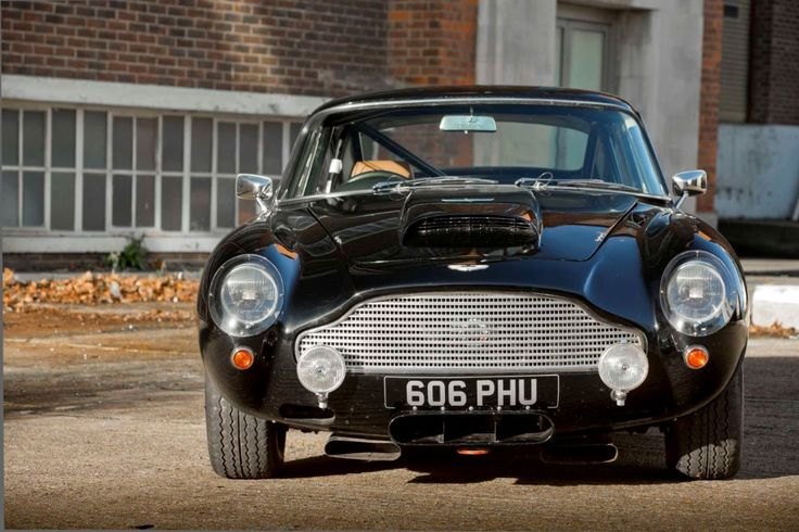 1960 Aston Martin DB4GT | Cars for sale | FISKENS