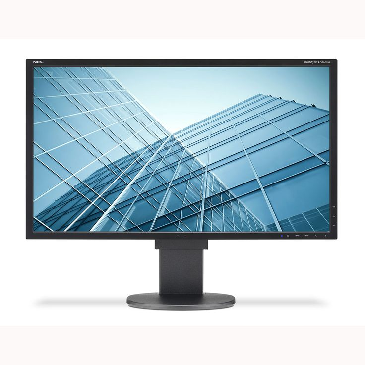 "NEC 21.5"" 220 Euros NEC 21.5"" LCD - MultiSync EA224WMi 1920 x 1080 pixels - 6 ms - Format large 16/9 - Dalle IPS - Pivot - DisplayPort - Hub USB - Noir (garantie constructeur 3 ans)"