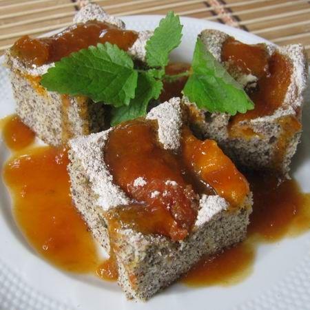 Egy finom Sárgabarackos-mákos sütemény ebédre vagy vacsorára? Sárgabarackos-mákos sütemény Receptek a Mindmegette.hu Recept gyűjteményében!