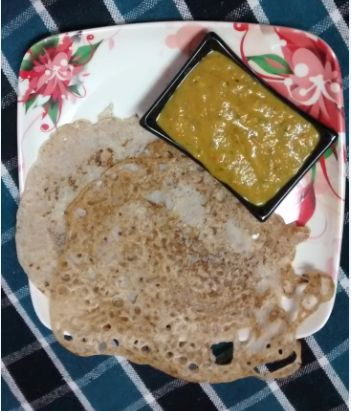 TitBitz: Jowar Dosa - Breakfast/Snack Recipe