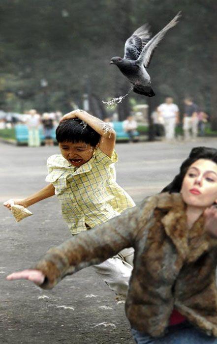 Scarlett Johansson Falling Down Is The Best New Meme In Years - hahahaha
