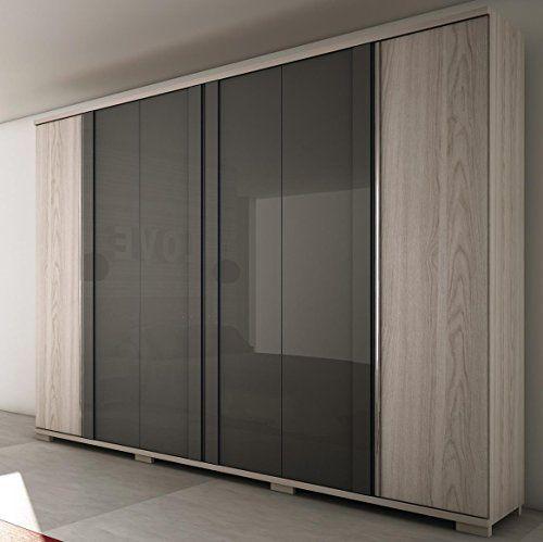 Manhattan Comfort SoHo 6-Door Wardrob...