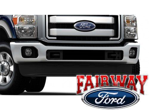 11 thru 16 Ford Super Duty F250 F350 OEM Ford Parts Fog Lamp Light Kit XLT Model #GenuineFordParts
