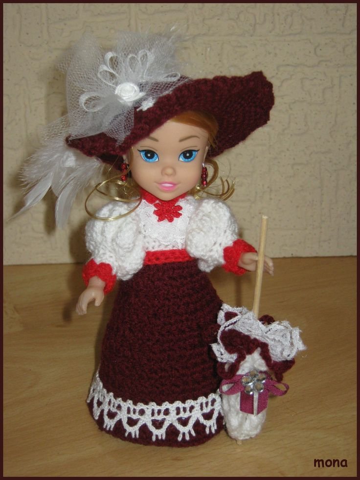 doll 17 - model of the 19th century