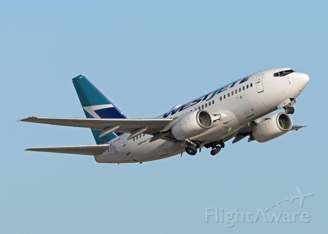 WJA Boeing 737-600 (C-GWSI)