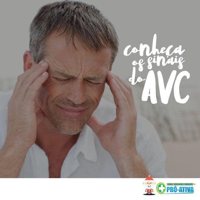 O Derrame Cerebral ou AVC, como é mais conhecido, é um dano cerebral causado pela interrupção do fluxo sanguíneo. Reconhecer os sintomas podem salvar a vida de uma pessoa. Os mais comuns são: Dificuldades na fala, fraqueza muscular de um lado do corpo, um lado do rosto fica inclinado ou entorpecido, confusão mental. Na dúvida, procure ajuda e chame uma ambulância 👍 #Saúde #ProAtiva #AVC