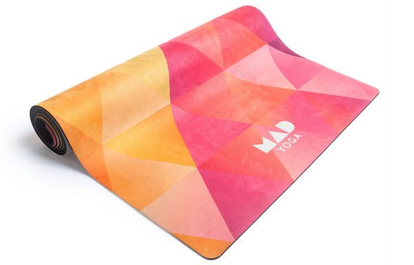 Our ultra absorbent microfiber top layer is 100% bonded to a natural tree rubber base. This gives you the sweaty grip of a towel and the cushion of a yoga mat - reducing the need to carry both a mat and a towel! After class you can toss the mat in the washing machine. For bikram yogis, this is the ideal mat for your practice, but also is excellent for less sweaty versions of yoga.  Features  Made of luxurious micro-fibre suede top, bonded to 100% natural biodegradable tree rubber and…