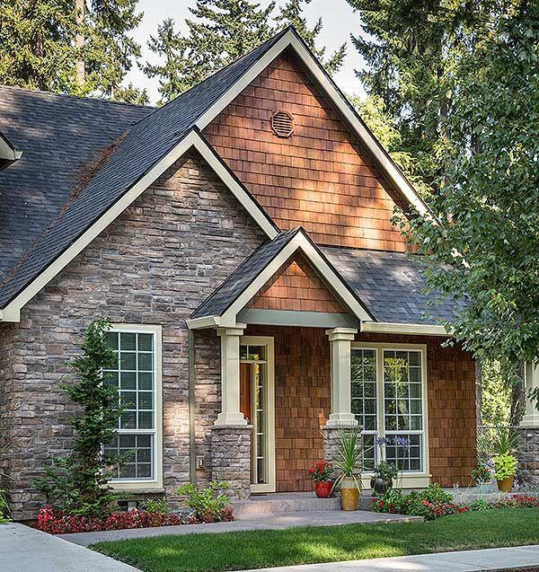 Craftsman Style Det Garage Garage Plans: Plan 6950AM: Charming Craftsman Home Plan