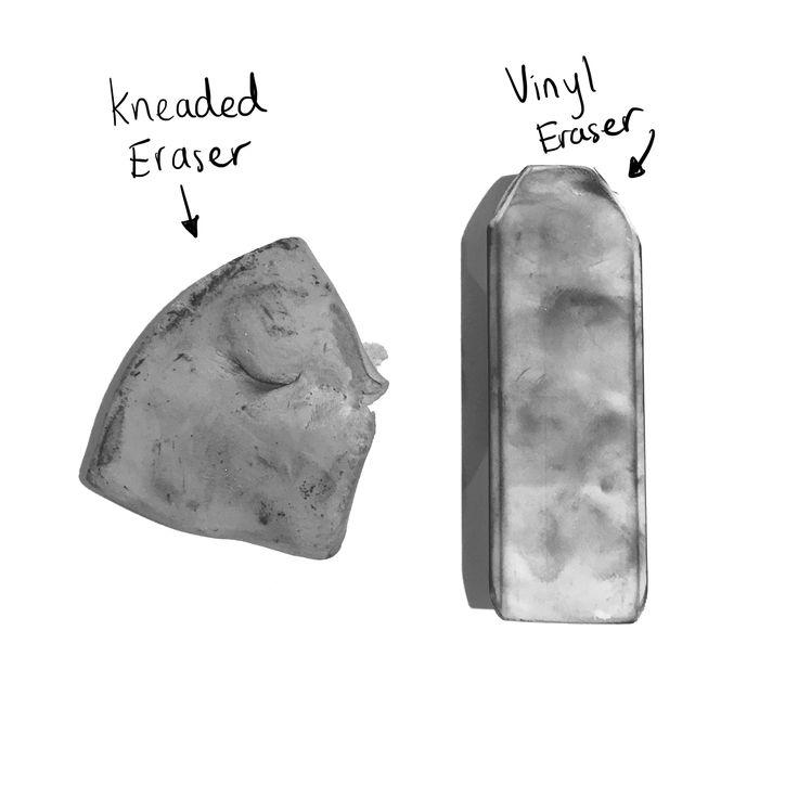 Knowing the different erasers you can use (as well as their different advantages) will definitely aid in the creation of the piece and design. This is because of my choice of marker-maker being charcoal. Also, sketching underneath the charcoal as a form of planning also requires a good eraser. Having good erasers to rub out charcoal as well as sketching makes this piece of equipment important to fulfil the design brief.