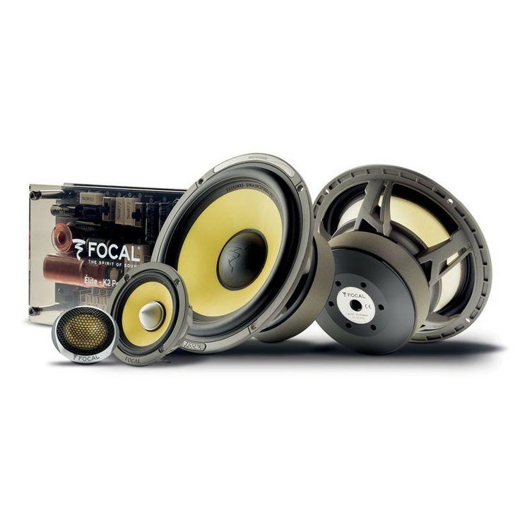 Focal car audio ES 165 KX3